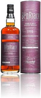 BenRiach 1998 single cask #6394 PX