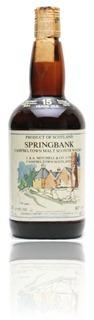 Springbank 15yo 1964 Samaroli