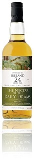 Irish single malt 1989 - The Nectar of the Daily Drams / La Maison du Whisky
