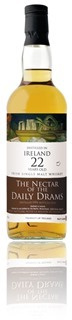 Irish single malt 1991 - The Nectar of the Daily Drams / La Maison du Whisky