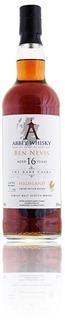 Ben Nevis 16yo 1997 - Abbey Whisky