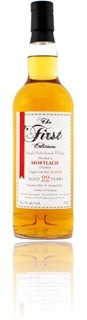 Mortlach 1989 - First Editions