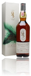Lagavulin 21 years (2012)