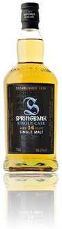Springbank 14yo 1998 single cask for The Nectar