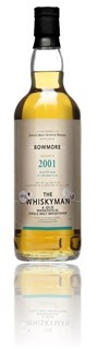 Bowmore 2001 - The Whiskyman