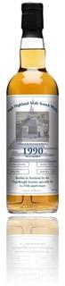 Glen Garioch 1990 - Usquebaugh Society