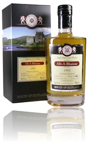 Allt-A-Bhaine 1992 | Malts of Scotland