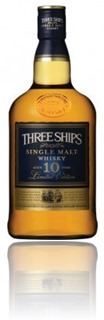 Three Ships 10 years (South Africa whisky)