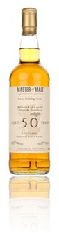Master of Malt 50 years
