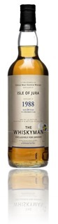 Jura 1988 - The Whiskyman