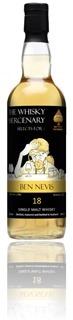 Ben Nevis 1996 - Whisky Mercenary | Whisky Troef