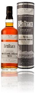 BenRiach 1976 single cask 529