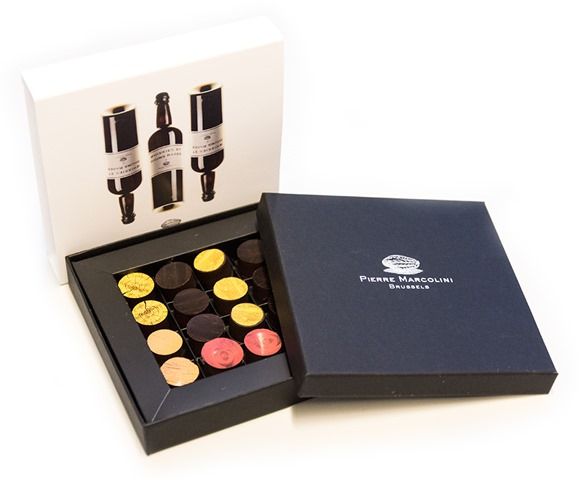 Pierre Marcolini chocolate - Rare whiskies and rums