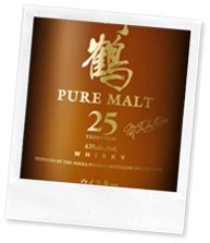 Nikka Taketsuru 25 years