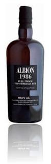Albion 1986 Demerara rum