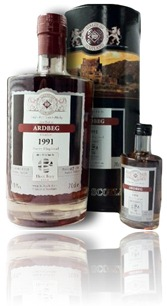 Ardbeg 1991 Hotel Bero - Malts of Scotland