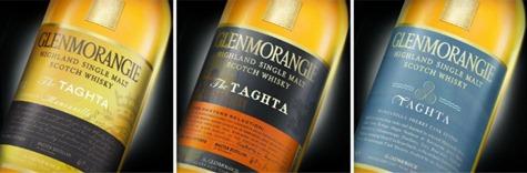 Glenmorangie The Taghta - label choices