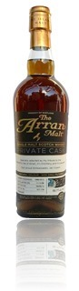 Arran 1996 - Private Cask Jan Vissers