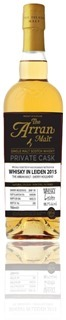 Arran 2000 for Whisky in Leiden 2015