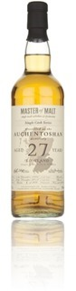 Auchentoshan 27 years (Master of Malt)