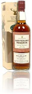 Balblair 1973 G&M Centenary Reserve