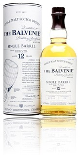 Balvenie 12 years Single Barrel