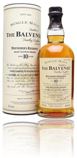 The Balvenie 10yo Founder's Reserve