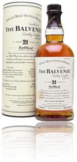 Balvenie 21 yo Port Wood