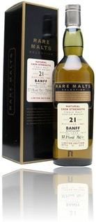 Banff 1982 21y - Rare Malts