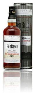 BenRiach 1976 PX cask #5317