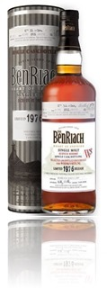BenRiach 1976 cask #3012 for Whiskysite.nl