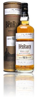 BenRiach 1976 cask 3033 for Taiwan