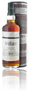 BenRiach 1976 cask 6942
