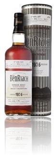 BenRiach 1976 cask #6967