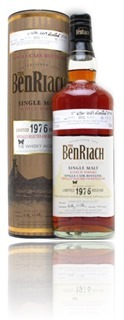 BenRiach 1976 cask #963 for The Whisky Agency
