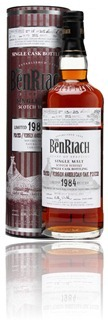 BenRiach 1984 peated virgin oak #7193