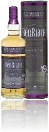 BenRiach Arumaticus Fumosus 12y - Jamaican Dark Rum