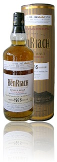 BenRiach 1976 Whisky Fair - cask 3550