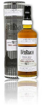 BenRiach 1977 Virgin Oak 3798