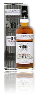 BenRiach 1978 Gaja Barolo 4414