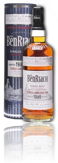 BenRiach 1980 - single cask 2532 - Virgin oak