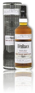 BenRiach 1984 single cask 1048