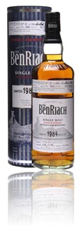 BenRiach 1984 #4052 peated Port