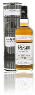 BenRiach 1988 Gaja Barolo 4424