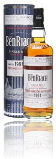 BenRiach 1991 Virgin oak #4389