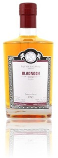 Bladnoch 1991 Malts of Scotland