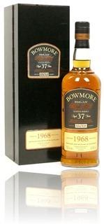 Bowmore 37y 1968 43.4