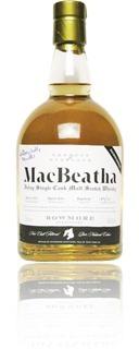 Bowmore 1997 MacBeatha