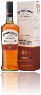 Bowmore Darkest 15 Years