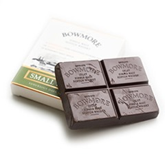 Bowmore & Montezuma's chocolate